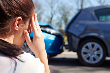 handling an auto accident for chiropractic care